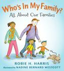 Who's in My Family?: All about Our Families Cover Image