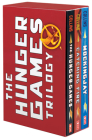 The Hunger Games Trilogy Boxed Set: Paperback Classic Collection Cover Image