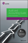 Audit and Accounting Guide: Not-For-Profit Entities 2020 (AICPA Audit and Accounting Guide) Cover Image