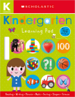 Kindergarten Learning Pad: Scholastic Early Learners (Learning Pad) Cover Image