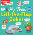 Hidden Pictures My First Lift-the-Flap Jokes (Highlights Joke Books) Cover Image