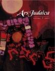 Ars Judaica: The Bar-Ilan Journal of Jewish Art, Volume 5 Cover Image