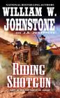 Riding Shotgun (A Red Ryan Western #1) Cover Image