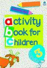 Oxford Activity Books for Children: Book 3 Cover Image