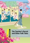 The Teacher's Secret and Other Folk Tales [With CDROM] Cover Image