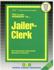 Jailer-Clerk: Passbooks Study Guide (Career Examination Series) Cover Image
