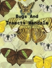 Bugs And Insects Mandala Cover Image