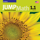 Jump Math AP Book 1.1: Us Common Core Edition Cover Image