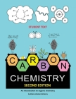Carbon Chemistry student text Cover Image