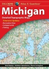 Delorme Atlas & Gazetteer: Michigan Cover Image