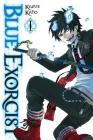 Blue Exorcist, Vol. 1 Cover Image