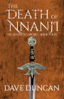 The Death of Nnanji (Seventh Sword #4) Cover Image