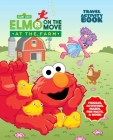 Sesame Street At the Farm: Activity Book (Sesame Street's Elmo On the Move) Cover Image