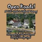 Open Roads! a Kid's Guide to Eidfjord, Norway Cover Image