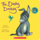 The Dinky Donkey: A Board Book Cover Image