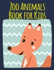 Zoo Animals Book for Kids: picture books for seniors baby (Art for Kids #8) Cover Image