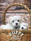 Puppy 2021 Calendar Cover Image