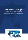 Matters of Principle: Codes on the independence and impartiality of the judiciary Cover Image