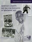 America's Children:  Key National Indicators of Well-Being, 2017: Key National Indicators of Well-Being, 2017 Cover Image