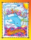 Greetings...Asshole! a Swear Word Adult Coloring Book: Color Your Anger Away & Find Paradise! Cover Image
