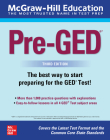 McGraw-Hill Education Pre-Ged, Third Edition Cover Image