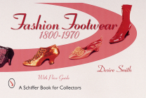 Fashion Footwear, 1800-1970 Cover Image