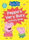 Peppa's Very Busy Activity Book (Peppa Pig) Cover Image