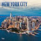New York City 2021 Square Foil Cover Image