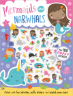Mermaids and Narwhals Cover Image