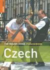 The Rough Guide to Czech Dictionary Phrasebook 3 (Rough Guides Phrase Books) Cover Image