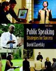 Public Speaking: Strategies for Success Cover Image