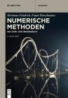 Numerische Methoden (de Gruyter Studium) Cover Image