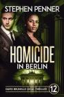 Homicide in Berlin: David Brunelle Legal Thriller #12 Cover Image