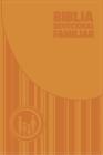 Biblia Devocional Familiar Nbv: Edición Lujo Cover Image