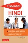Essential Hindi: Speak Hindi with Confidence! (Hindi Phrasebook & Dictionary) (Essential Phrasebook & Disctionary) Cover Image