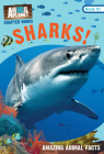 Sharks! (Animal Planet Chapter Books #1) Cover Image