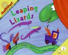 Leaping Lizards (Mathstart: Level 1 (HarperCollins Paperback)) Cover Image