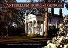 Antebellum Homes of Georgia Cover Image