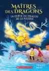 Ma?tres Des Dragons: N? 7 - La Qu?te Du Dragon de la Foudre (Maitres Des Dragons #7) Cover Image