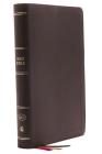 KJV, Minister's Bible, Imitation Leather, Black, Red Letter Edition Cover Image