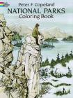 National Parks Coloring Book (Dover Nature Coloring Book) Cover Image