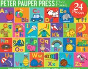 Alphabet Kids' Floor Puzzle Cover Image