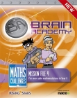 Brain Academy: Maths Challenges Mission File 4 Cover Image