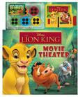 The Lion King Movie Theater Storybook [With Movie Projector] Cover Image