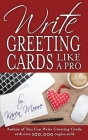 Write Greeting Cards Like a Pro Cover Image