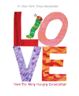Love from The Very Hungry Caterpillar (The World of Eric Carle) Cover Image