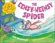 The Eensy-Weensy Spider Cover Image
