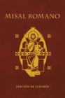 Misal Romano Edición de Estudio Cover Image