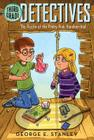 The Puzzle of the Pretty Pink Handkerchief (Third-Grade Detectives #2) Cover Image