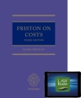 Friston on Costs [With CDROM] Cover Image